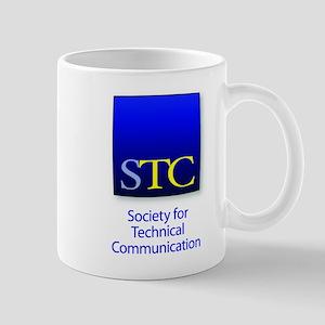 STC-Logo-Type-Vert4c Mugs