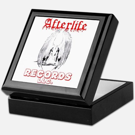 Afterlife Records LLC Keepsake Box