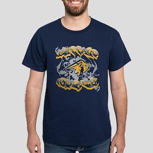 Buff-Graffiti Dark T-Shirt