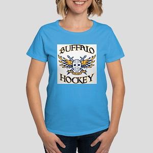 Winged Mask Women's Dark T-Shirt