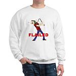 Flailed Sweatshirt