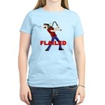 Flailed Women's Light T-Shirt