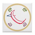 Bowel Flu Relief Tile Coaster