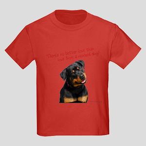 No Better Love - Kids Dark T-Shirt