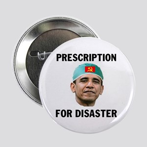 "WE'RE GETTING SCREWED 2.25"" Button (10 pack)"