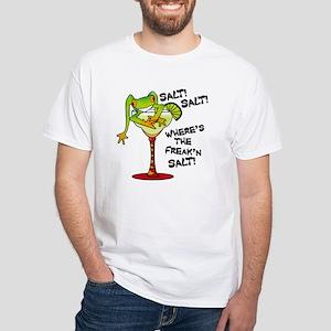 Margarita Mania White T-Shirt