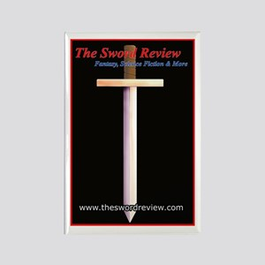 Sword Review<br>Classic<br> Rectangle Magnet