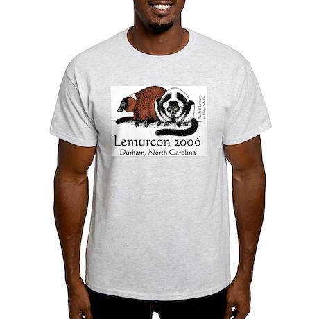 Lemurcon 2006 Ash Grey T-Shirt