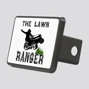 The Lawn Ranger Hitch Cover