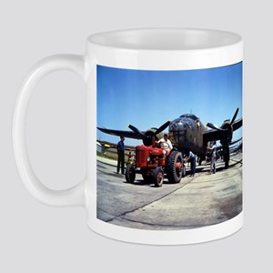 B-25 On the Ramp Mug