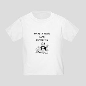 lawyer joke Toddler T-Shirt