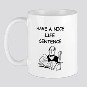 lawyer joke Mug