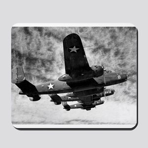 B-25s in Formation Mousepad