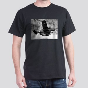 B-25s in Formation Black T-Shirt