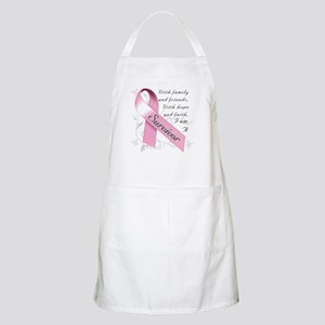 Breast Cancer Survivor Apron