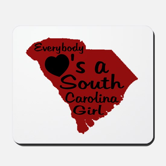 Everybody Loves a SC Girl (GB Mousepad