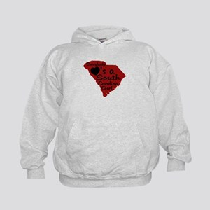 Everybody Loves a SC Girl (GB Kids Hoodie