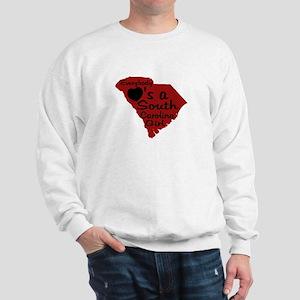 Everybody Loves a SC Girl (GB Sweatshirt