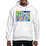 Halloween Eve, Coronado Hooded Sweatshirt