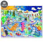 Halloween Eve, Coronado Puzzle