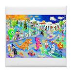 Halloween Eve, Coronado Tile Coaster