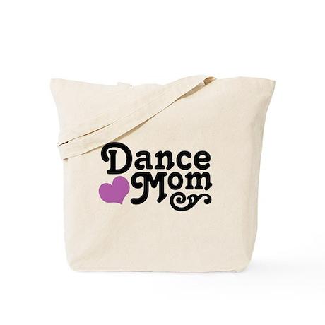 Dance Mom Tote Bag