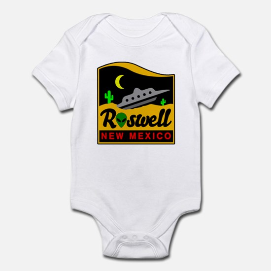 Roswell New Mexico Infant Bodysuit