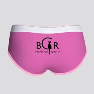 Black Cat Rescue Women's Boy Brief