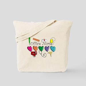Office Nurse Tote Bag