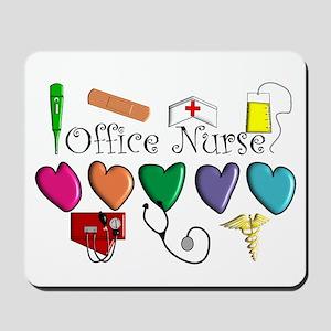 Office Nurse Mousepad