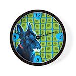Time Warp 60's Wall Clock