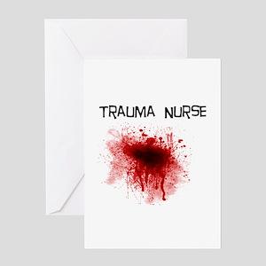 ER/Trauma Greeting Card