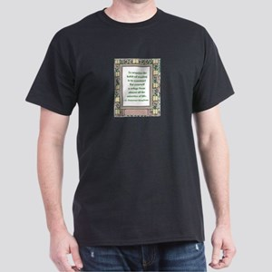 The Habit of Reading Dark T-Shirt