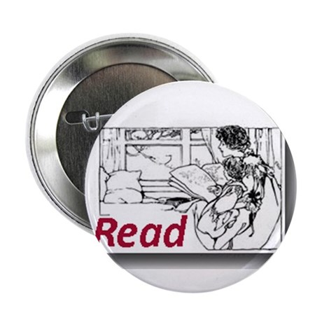 """Read 2.25"""" Button (100 pack)"""