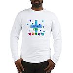 Nursing Assistant Long Sleeve T-Shirt
