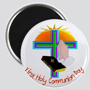 First Communion Magnet