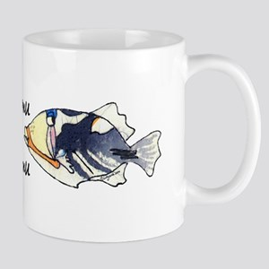 Humu Fish Mug