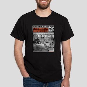 Herbert West: Reanimator Black T-Shirt