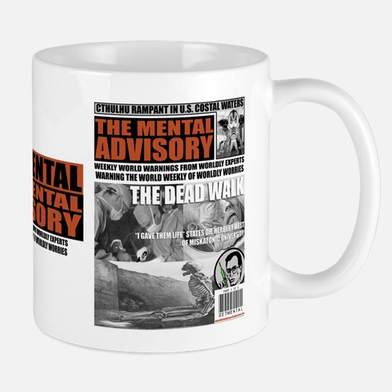 Herbert West: Reanimator Mug