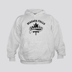 Niagara Falls Canada Kids Hoodie