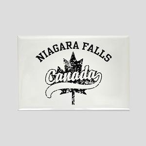 Niagara Falls Canada Rectangle Magnet