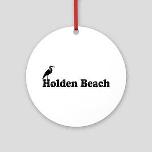 "Holden Beach NC ""Beach"" Design Ornament"