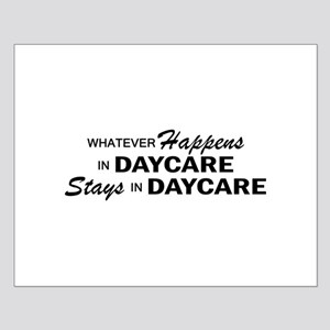 Whatever Happens - Daycare Small Poster
