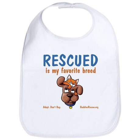 My Favorite Breed Bib