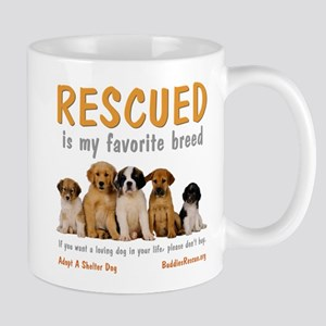 My Favorite Breed Mug