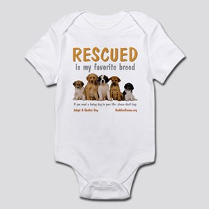 My Favorite Breed Infant Bodysuit