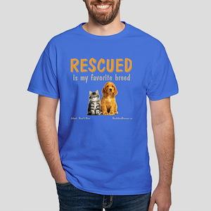 My Favorite Breed Dark T-Shirt