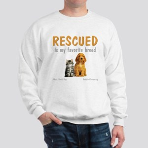 My Favorite Breed Sweatshirt