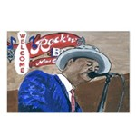 New Orleans Blues Singer Postcards