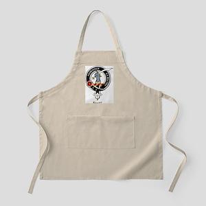 Elliot Clan Crest Badge BBQ Apron